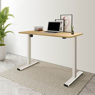 Electric Height Adjustable Standing Desk EC1-V2-48