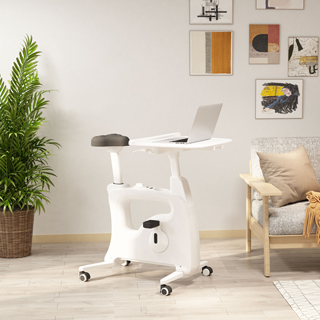 Home Office Height Adjustable Cycle Desk Bike V9 Pro