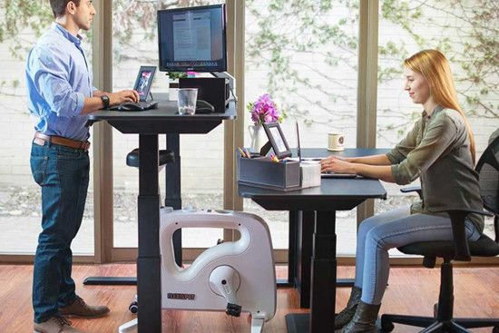 Studies show standing desks may be killing us - what to do instead