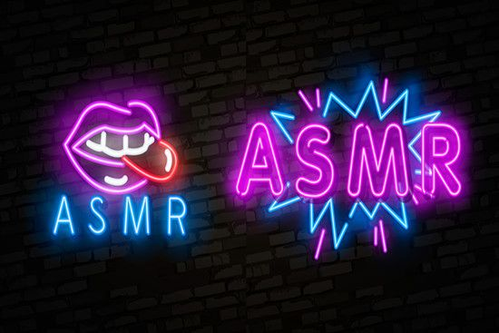 Neon Light Shows ASMR
