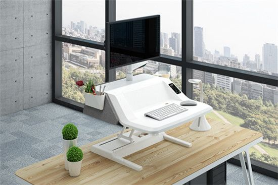 flexispot Stylish Sit stand Smart Workstation EM6S standing desk