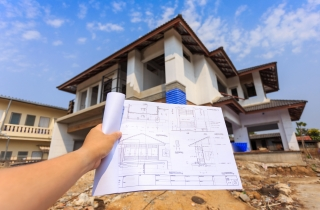 What to expect when you are starting your dream home