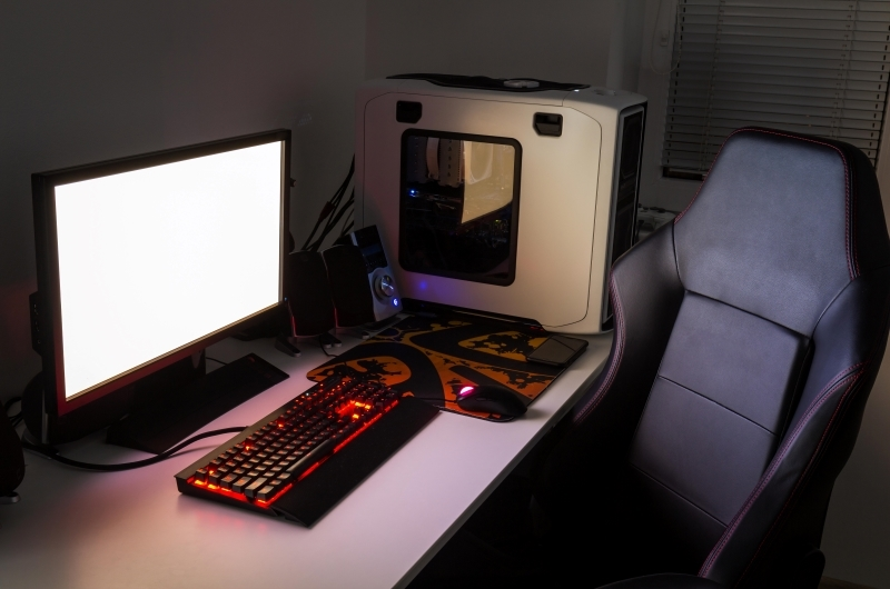The Gaming Chair