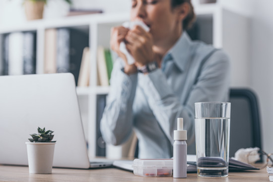 The Top 5 Products and Other Tips for Preventing the Coronavirus at Work