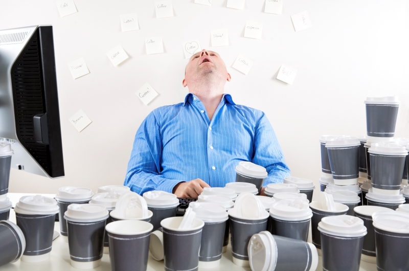 Surviving A Workday Sleepless