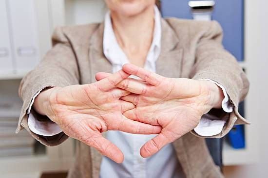 Hand stretches for Carpal Tunnel Syndrome