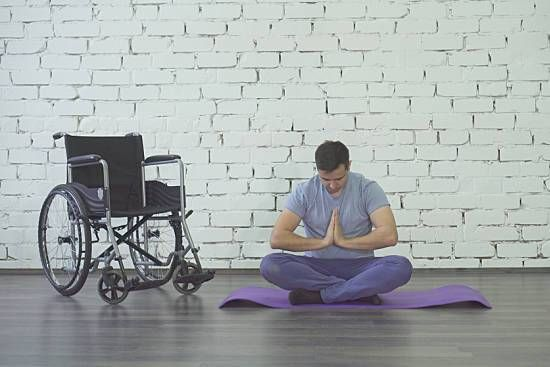 DDPY: Yoga for Those With Limited Mobility