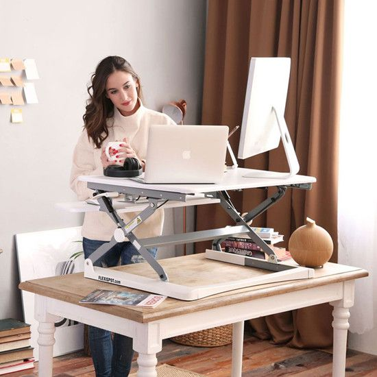 Back Benefits from a Standing Desk - and 5 Tips for Making the Switch