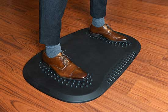 Yes, You Should Use a Standing Desk Mat—Here's Why