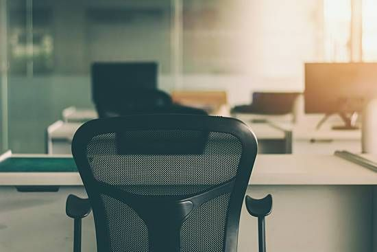 Choosing an ergonomic desk chair