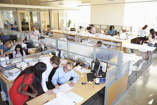 Office Work: The Evolution of a Health Hazard and the Solution