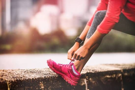 running can damage your body