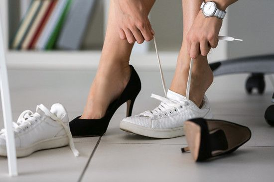 How to Pick the Best Shoes for Standing All Day