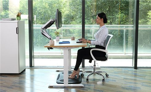 6 Health Benefits of Using Sit-Stand Desk