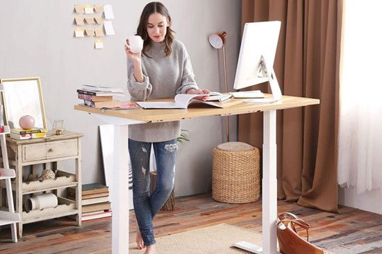 Tips for people who want to switch to standing desk