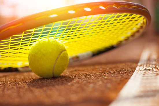 Tennis balls are a great tool for massage which helps to stretch the muscles