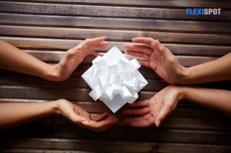 Giving: A Simple Act; A Joy to the Heart