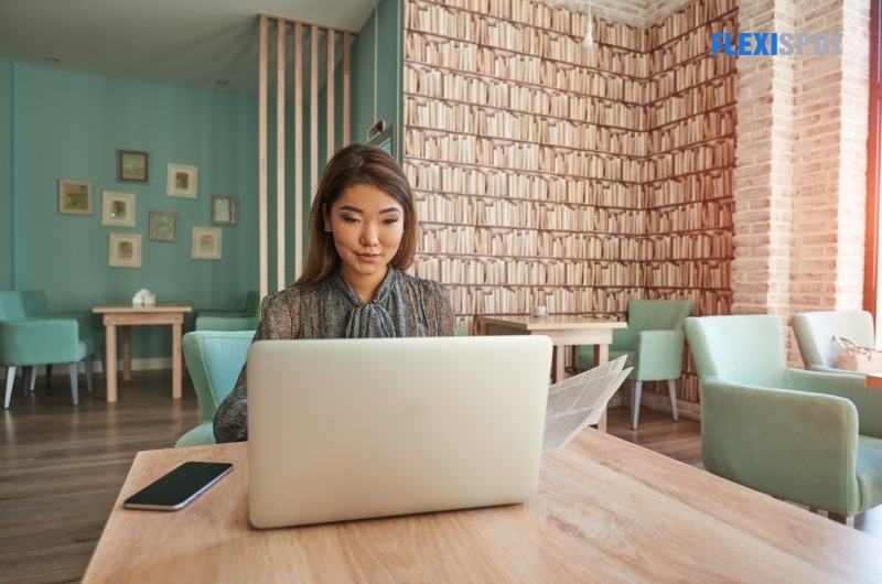 The Online Teacher at Home