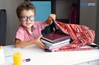 13 Tips On Teaching Your Child Backpack Organization