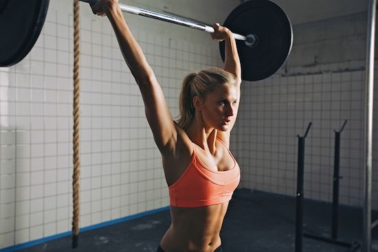 Increase Bone Density With Weightlifting Exercises