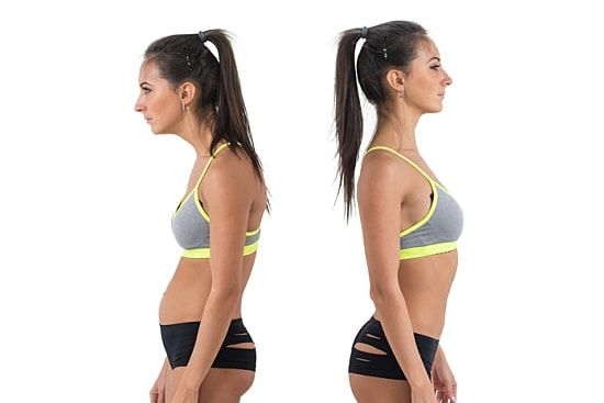 Simple Posture Training