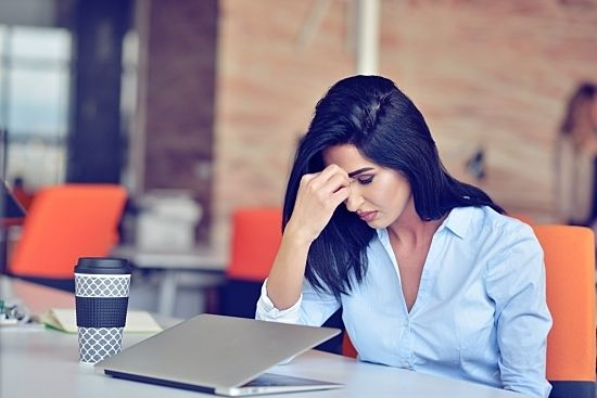 It's surprising how stress impacts the body in potentially negative ways — but y