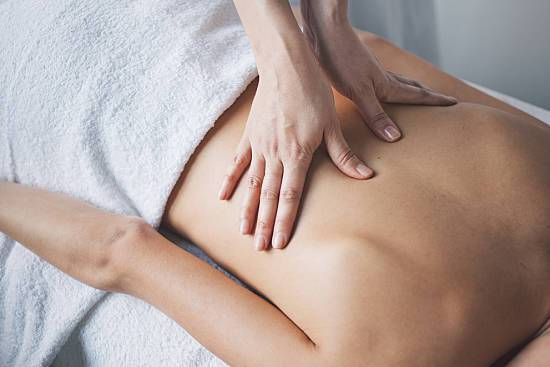 The Benefits of Back Massages Extend Beyond Relaxation