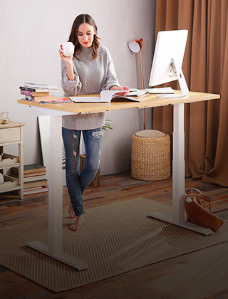 flexispt home office desk